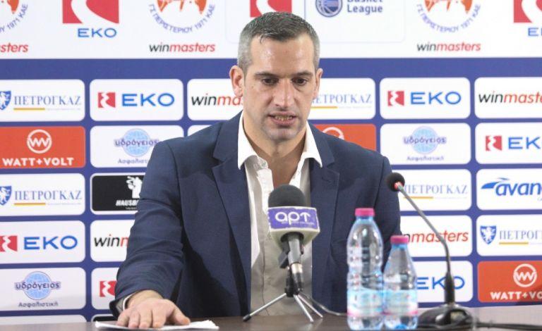 Παπανικολόπουλος: «Η διάθεσή μας έδωσε τη νίκη» | tovima.gr