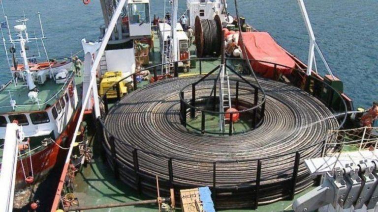 Ξεκινά η κατασκευή του ηλεκτρικού καλωδίου Σύρου – Λαυρίου | tovima.gr