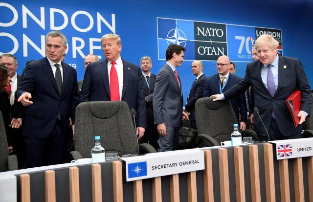 Συνοδος ΝΑΤΟ: Ξεκίνησε η συνάντηση των ηγετών   tovima.gr