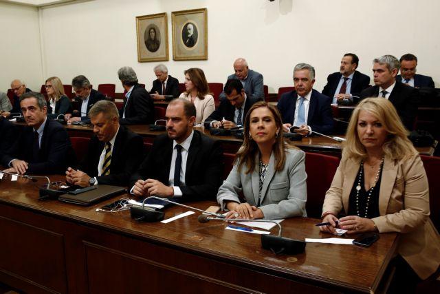 Νίκος Μανιαδάκης: «Με πίεζαν να δώσω πολιτικούς»   tovima.gr