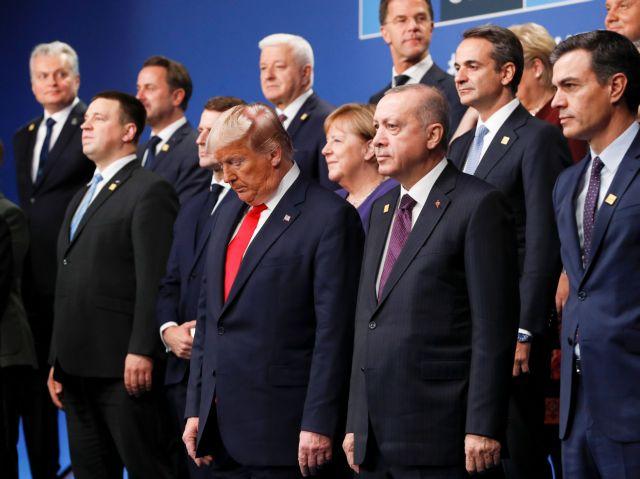 Κοινό ανακοινωθέν ΝΑΤΟ – Υποχώρησε η Τουρκία για Πολωνία-χώρες Βαλτικής | tovima.gr