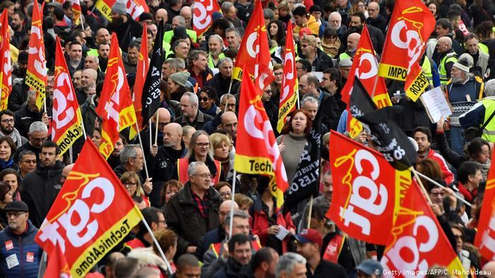 Γενική απεργία στη Γαλλία | tovima.gr