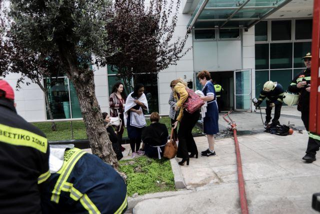 Φωτιά σε ξενοδοχείο στη Συγγρού : Στην ασφάλεια η υπόθεση – Σε σοβαρή κατάσταση τουρίστρια | tovima.gr
