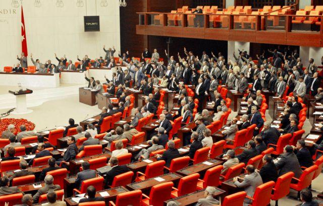 Άγκυρα: Η Τουρκική Βουλή ψηφίζει, σήμερα, τη συμφωνία με τη Λιβύη | tovima.gr