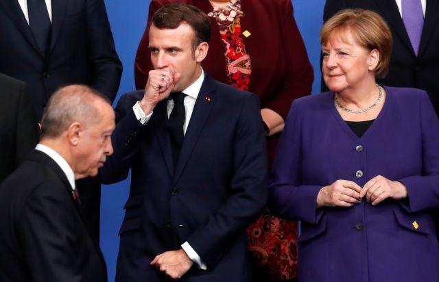 Ερντογάν κατά Μακρόν : Δεν έχεις δικαίωμα να μιλάς για τη συμφωνία με τη Λιβύη   tovima.gr