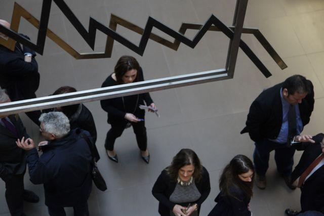 Πτωτικές τάσεις επικράτησαν στη σημερινή συνεδρίαση του Χρηματιστηρίου   tovima.gr