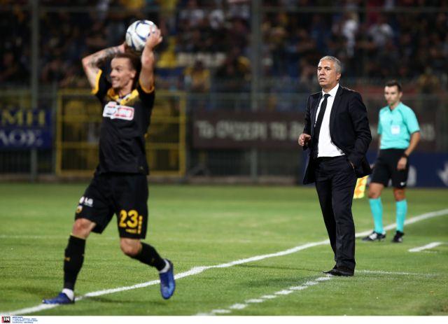 Κωστένογλου : Εύχομαι να παρθούν οι καταλληλότερες αποφάσεις για το καλό της ομάδας | tovima.gr