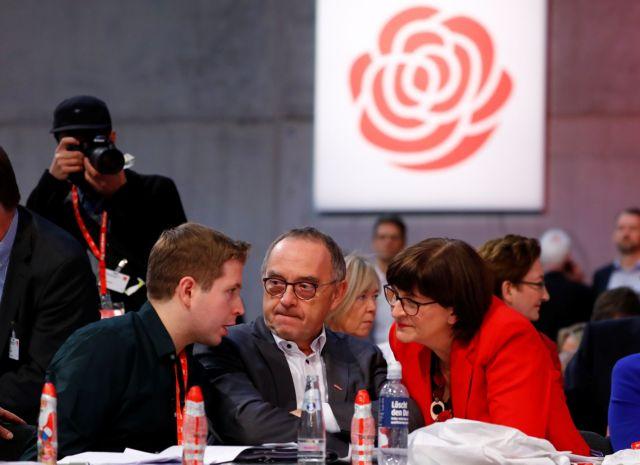 Γερμανία: Δεν διαλύεται ο κυβερνητικός συνασπισμός – Βήμα πίσω από το SPD | tovima.gr