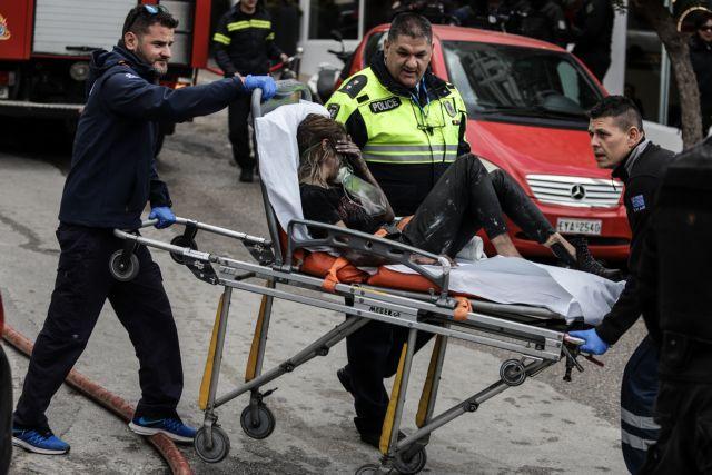 ΕΛ.ΑΣ: Iσως οι δράστες του εμπρησμού του ξενοδοχείου ήθελαν θύματα | tovima.gr