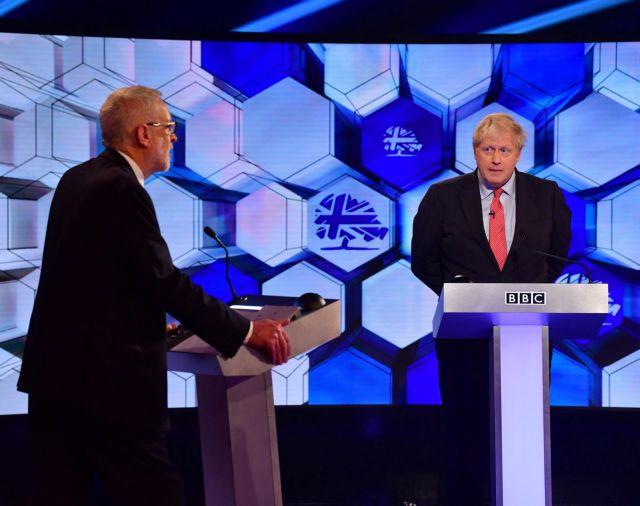 Βρετανία : Ο Κόρμπιν «ροκανίζει» το προβάδισμα του Τζόνσον | tovima.gr