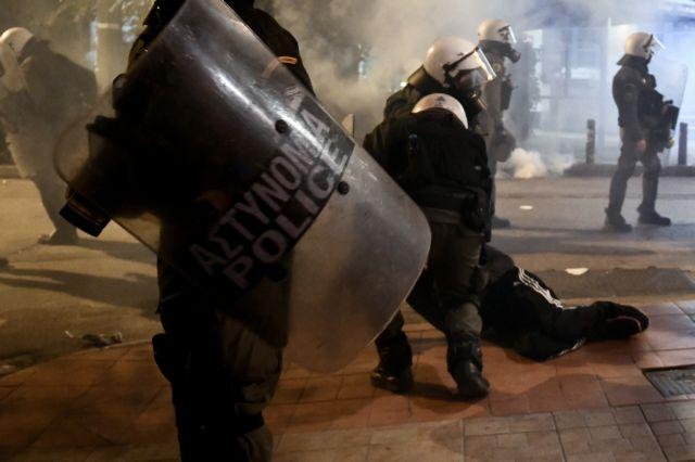 Επέτειος Γρηγορόπουλου: Ποινική δίωξη για κακουργήματα στους συλληφθέντες της πορείας | tovima.gr