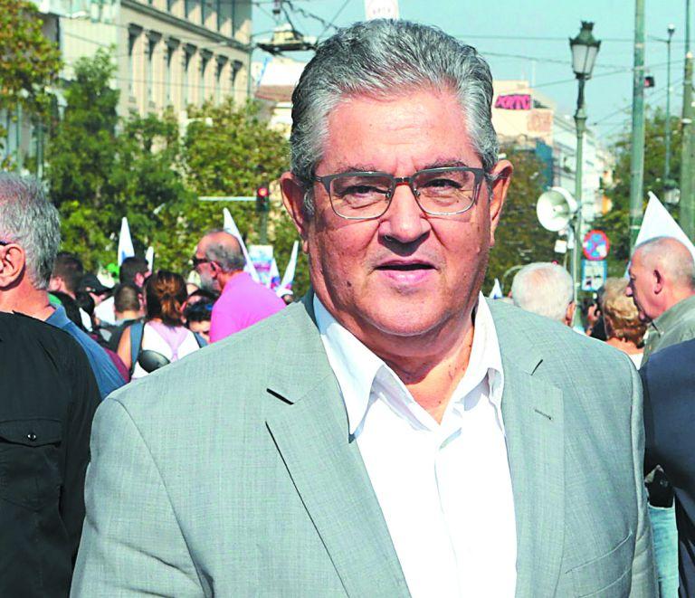Δημήτρης Κουτσούμπας: «Μεταμοντέρνο ΠαΣοΚ ο ΣΥΡΙΖΑ» | tovima.gr
