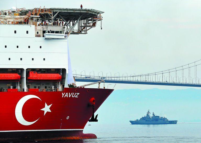Ελλάδα-Τουρκία σε τεντωμένο σκοινί – Τα «μυστικά» των θαλασσίων ζωνών στην Αν. Μεσόγειο | tovima.gr