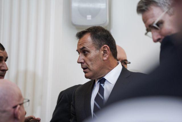 Παναγιωτόπουλος: Ο Ερντογάν είπε «να μη χτυπάμε πολύ τα χέρια στο τραπέζι» | tovima.gr