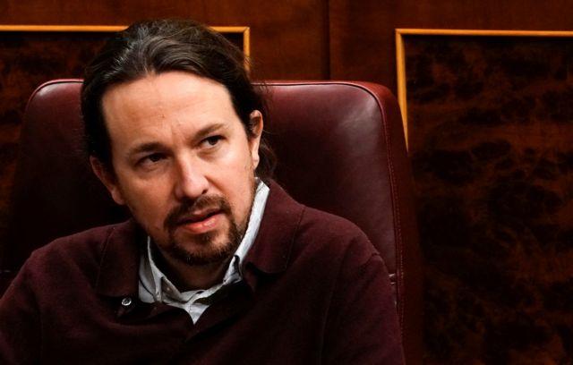 Ισπανία: Σάλος για το «πηγαδάκι» του Ιγκλέσιας με βουλευτή του ακροδεξιού Vox | tovima.gr