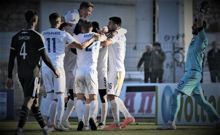 Ανατροπή νίκης για Λαμία κόντρα στον ΟΦΗ | tovima.gr