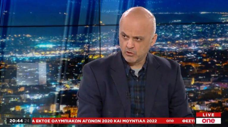 Γ. Μαντέλας στο One Channel: Η Ελλάδα να διεθνοποιεί κάθε πρόβλημά της με την Τουρκία | tovima.gr