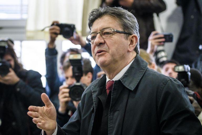 Γαλλία: Ποινή φυλάκισης με αναστολή στον Ζαν-Λυκ Μελανσόν | tovima.gr