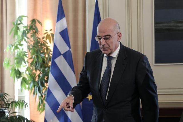 Συμβούλιο Εξωτερικής Πολιτικής: Ο κ. Δένδιας ενημερώνει τα κόμματα για τα ελληνοτουρκικά | tovima.gr