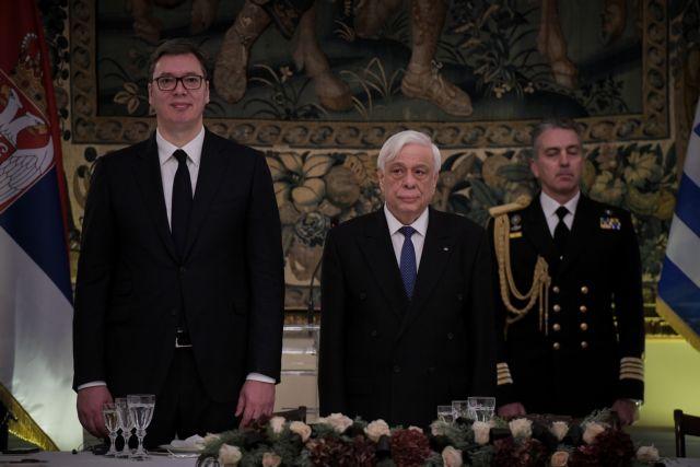Παυλόπουλος: Εκ νέου αίτημα επιστροφής των γλυπτών του Παρθενώνα | tovima.gr