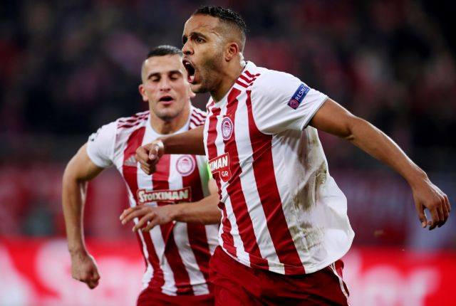 Ολυμπιακός : Θρυλική νίκη και πρόκριση στους 32 του Europa League | tovima.gr