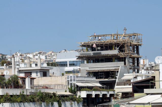 Ανάκαμψη της οικοδομής το Σεπέμβριο – 8,9% επιπλέον άδειες – 60% αυξημένος ο όγκος των νέων κτιρίων | tovima.gr