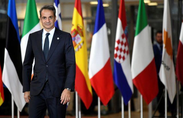 Σύνοδος Κορυφής: Με το βλέμμα στην τουρκική προκλητικότητα ο Μητσοτάκης στις Βρυξέλλες – Τι αναμένει | tovima.gr