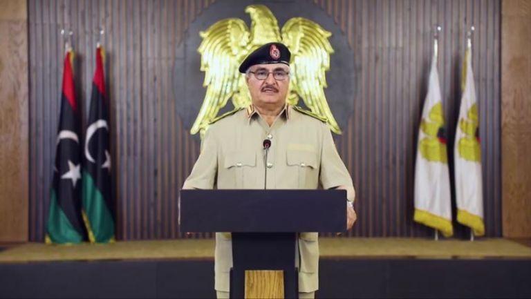 Λιβύη: Εντολή για την κατάληψη της Τρίπολης από τον Στρατάρχη Χαφτάρ | tovima.gr