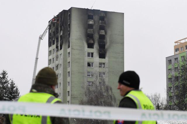 Γερμανία: Έκρηξη σε συγκρότημα κατοικιών με δεκάδες τραυματίες | tovima.gr