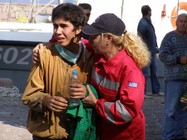 Διάσωση 125 μεταναστών και προσφύγων | tovima.gr