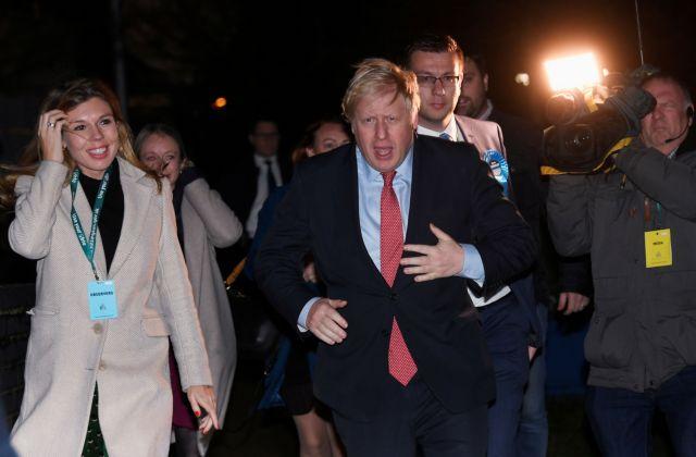 O Θρίαμβος Τζόνσον με πλειοψηφία εδρών στη Βουλή των Κοινοτήτων, οριστικοποιεί το Brexit | tovima.gr
