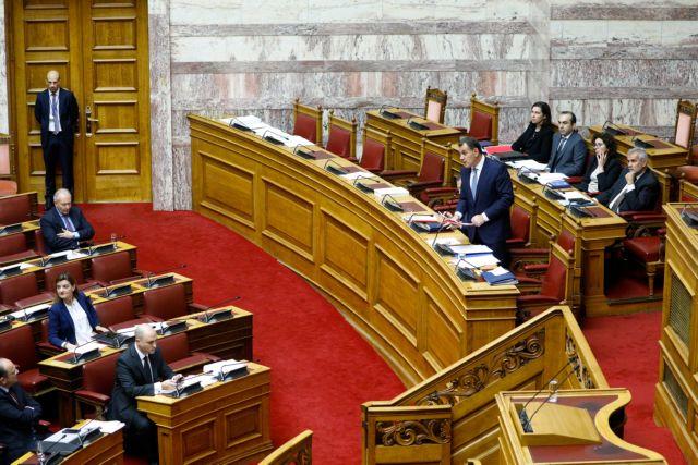 Υπερψηφίστηκε στη Βουλή η αναβάθμιση των F-16 και των Mirage | tovima.gr