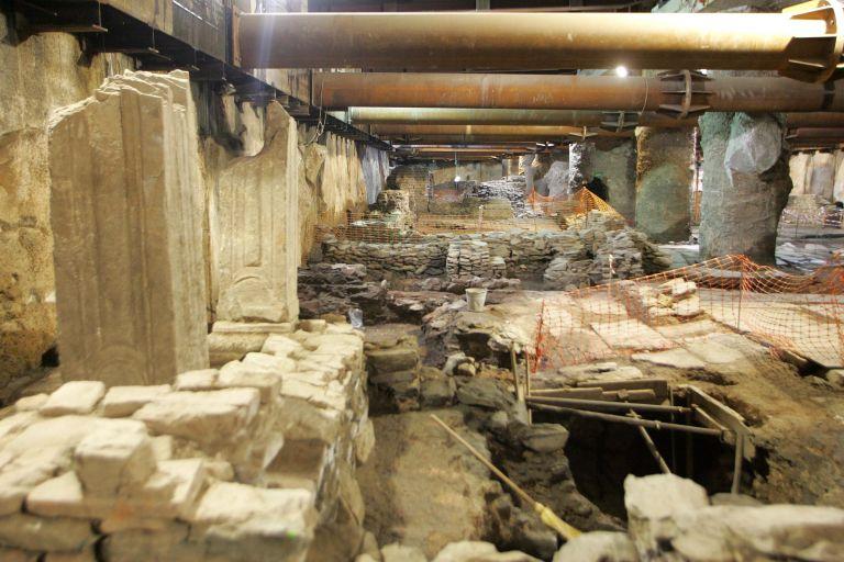 Στο ΚΑΣ μελέτη για τα αρχαία στο Μετρό Θεσσαλονίκης – Τι προβλέπει | tovima.gr