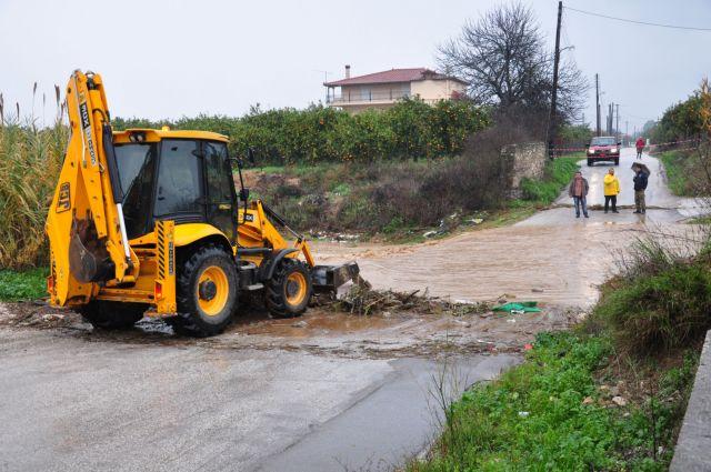 «Ετεοκλής»: Ζημιές και προβλήματα σε Ηλεία και Κ. Μακεδονία | tovima.gr
