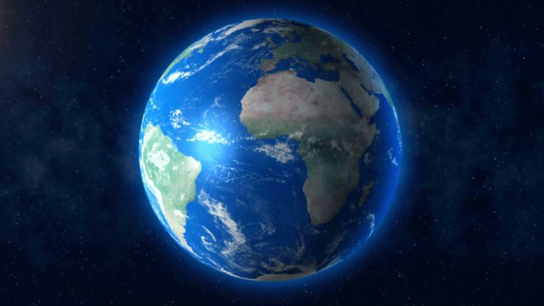 Έτσι θα έδειχνε η Γη αν στέρευαν οι ωκεανοί | tovima.gr
