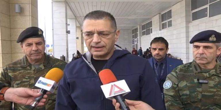 Στον Έβρο για το μεταναστευτικό ο Αλκιβιάδης Στεφανής | tovima.gr