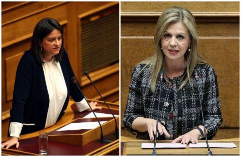 Βουλή: Κόντρα Κεραμέως – Τζούφη για τις δαπάνες στην Παιδεία | tovima.gr