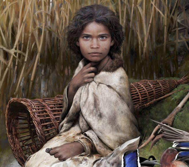 Τσίχλα 5.700 ετών αποκαλύπτει το DNA προϊστορικής μελαχρινής… Σκανδιναβής | tovima.gr