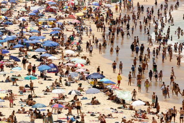 «Ψήνονται» στην Αυστραλία – Ιστορικό ρεκόρ θερμοκρασίας | tovima.gr