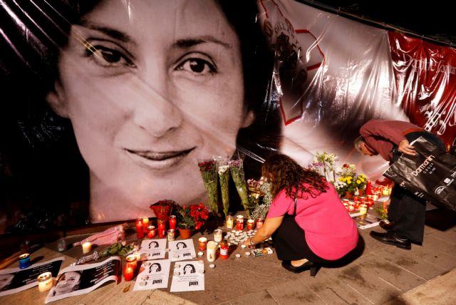 Ανησυχεί την Ευρωβουλή η στασιμότητα στην έρευνα για τη δολοφονία της Μαλτέζας δημοσιογράφου   tovima.gr