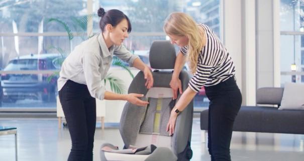 3D καθίσματα με την υπογραφή της Ford | tovima.gr
