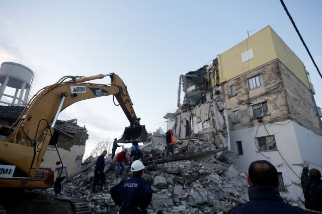 Αλβανία: Μετασεισμών συνέχεια μετά τα 6,4 Ρίχτερ της 26ης Νοεμβρίου   tovima.gr