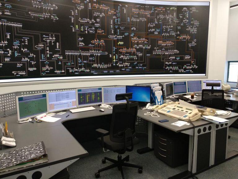 Ψηφιακό το Κέντρο Ελέγχου Ενέργειας στο Κρυονέρι   tovima.gr