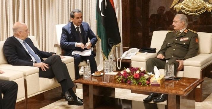 International concerns over Turkey's planned foothold in Libya | tovima.gr