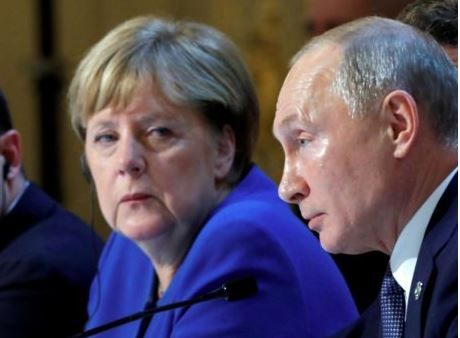 Έκτακτη τηλεφωνική επικοινωνία Μέρκελ με Πούτιν και Ερντογάν για τη Λιβύη | tovima.gr