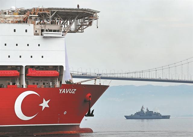 Μόνο με ισχυρή οικονομία αντιμετωπίζεται η απειλή της Τουρκίας | tovima.gr