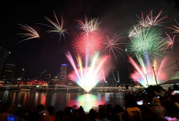 Πρωτοχρονιά: Η Νέα Ζηλανδία υποδέχτηκε το 2020 | tovima.gr