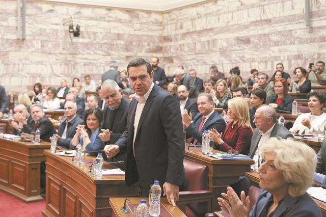 Ο εμφύλιος των δύο κόσμων του ΣΥΡΙΖΑ | tovima.gr