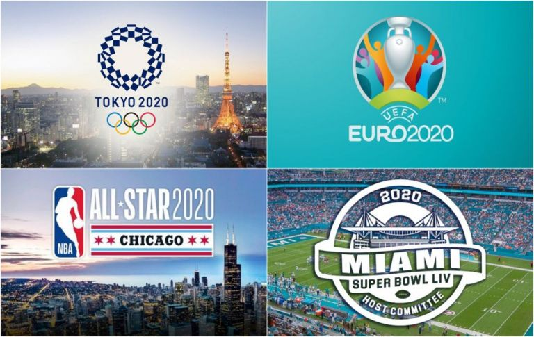 Αυτά είναι τα μεγάλα αθλητικά ραντεβού το 2020 | tovima.gr