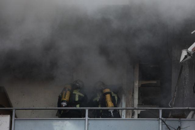 Πυρκαγιά σε διαμέρισμα στο Μοσχάτο   tovima.gr